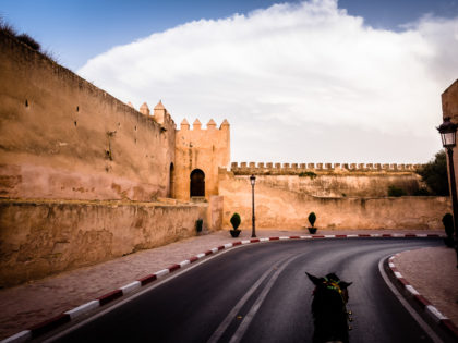 Lost in Marocco