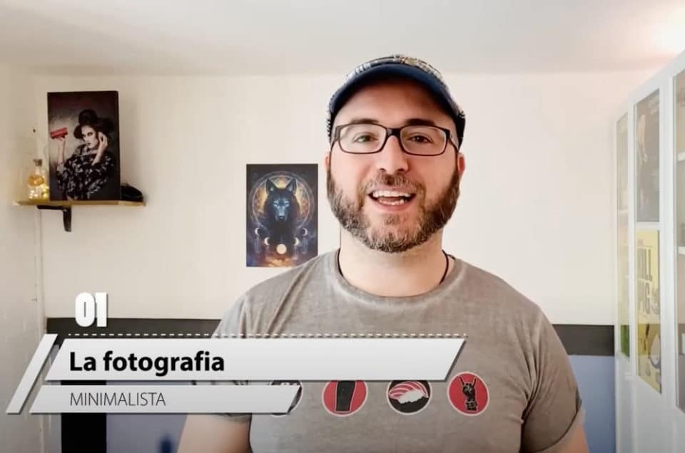 Video: fotografia minimalista