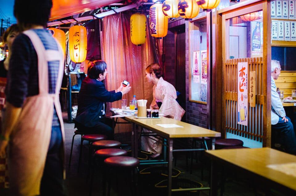 Tokyo by night parte seconda